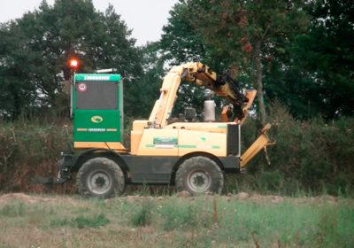 Nouvelle machine Automoteur Energreen